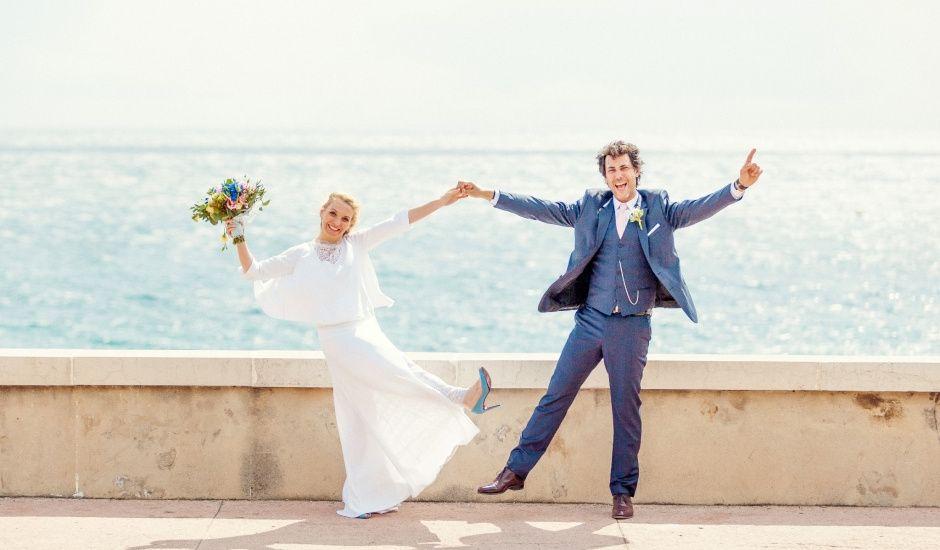 Le mariage de Franck et Delphine à Marseille, Bouches-du-Rhône