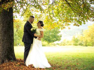 Le mariage de Alicia et Nicolas