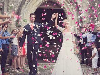 Le mariage de Célia et Nicolas