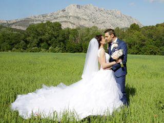 Le mariage de Alexia et Jérémie