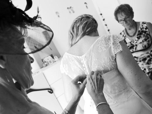 Le mariage de Frédéric et Soléna à Saint-Lumine-de-Clisson, Loire Atlantique 17