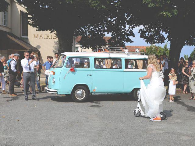 Le mariage de Frédéric et Soléna à Saint-Lumine-de-Clisson, Loire Atlantique 24
