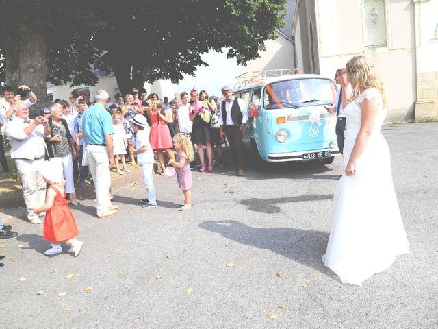 Le mariage de Frédéric et Soléna à Saint-Lumine-de-Clisson, Loire Atlantique 25