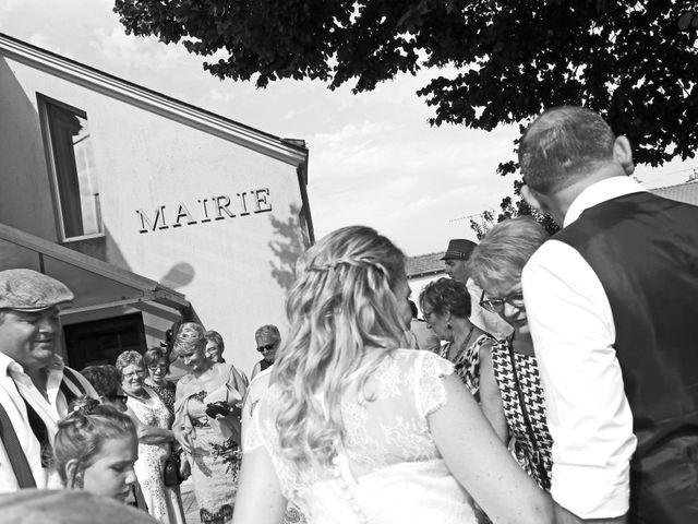 Le mariage de Frédéric et Soléna à Saint-Lumine-de-Clisson, Loire Atlantique 28