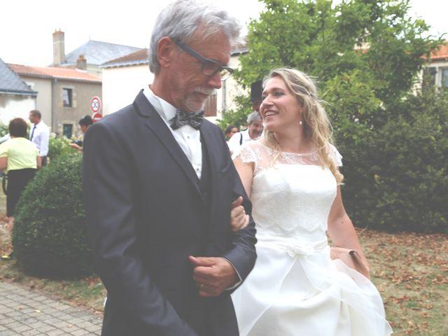 Le mariage de Frédéric et Soléna à Saint-Lumine-de-Clisson, Loire Atlantique 29