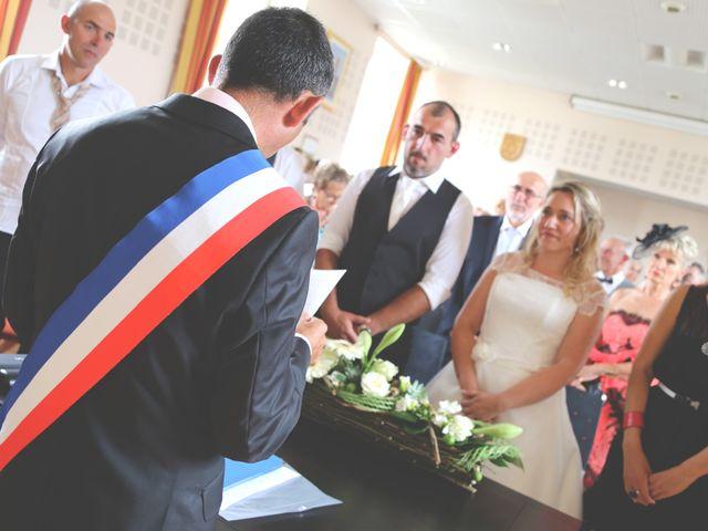 Le mariage de Frédéric et Soléna à Saint-Lumine-de-Clisson, Loire Atlantique 31