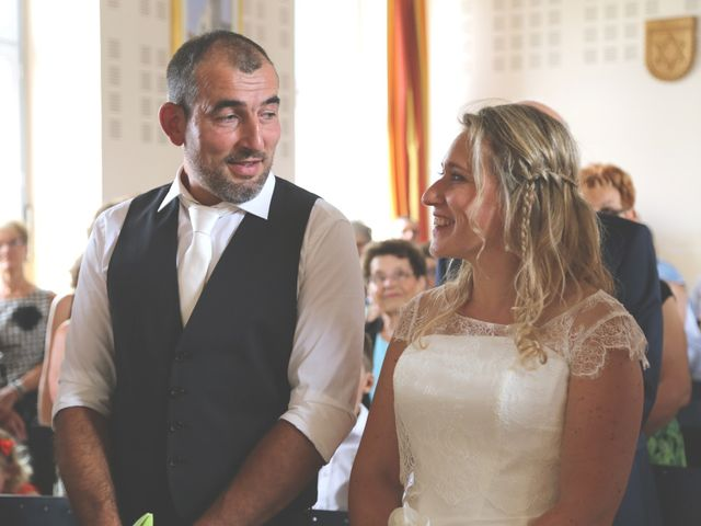 Le mariage de Frédéric et Soléna à Saint-Lumine-de-Clisson, Loire Atlantique 32