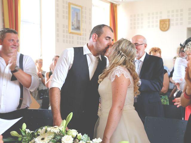 Le mariage de Frédéric et Soléna à Saint-Lumine-de-Clisson, Loire Atlantique 33
