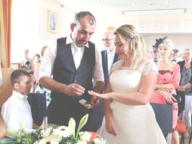 Le mariage de Frédéric et Soléna à Saint-Lumine-de-Clisson, Loire Atlantique 34