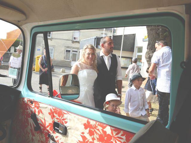 Le mariage de Frédéric et Soléna à Saint-Lumine-de-Clisson, Loire Atlantique 36