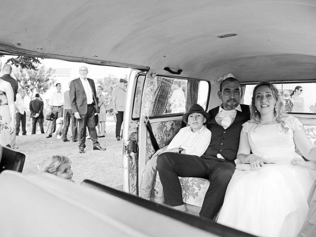 Le mariage de Frédéric et Soléna à Saint-Lumine-de-Clisson, Loire Atlantique 39