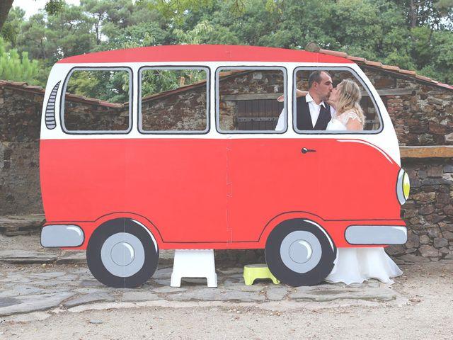 Le mariage de Frédéric et Soléna à Saint-Lumine-de-Clisson, Loire Atlantique 58