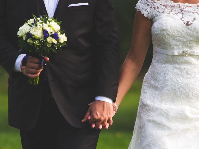 Le mariage de Nicolas et Alicia à Le Pont-de-Claix, Isère 1