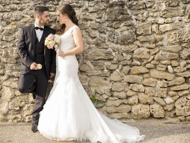 Le mariage de Alexie et Michel