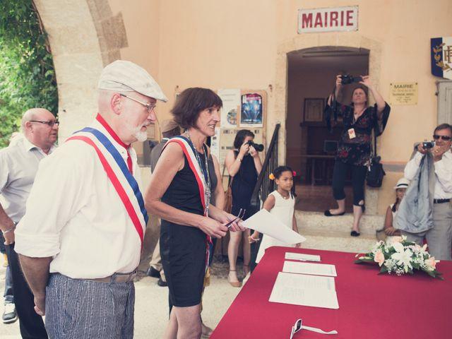 Le mariage de Nicolas et Célia à Jégun, Gers 12