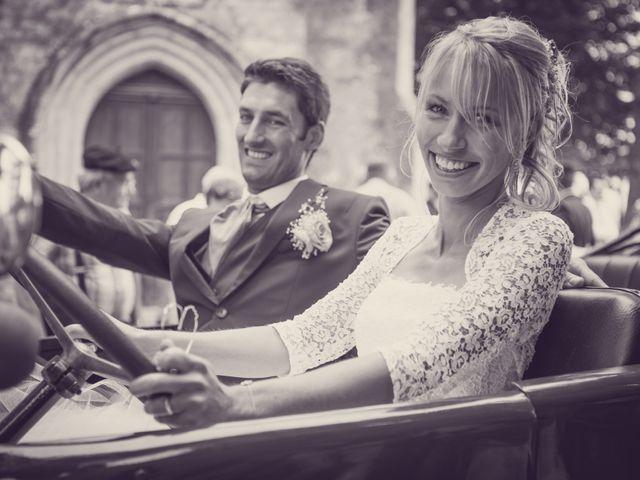 Le mariage de Nicolas et Célia à Jégun, Gers 22