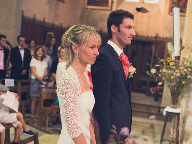 Le mariage de Nicolas et Célia à Jégun, Gers 23