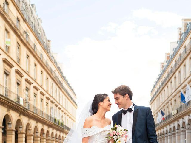 Le mariage de Gary et Laura à Paris, Paris 1