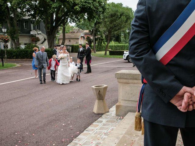 Le mariage de Mathias et Céline à Chilly-Mazarin, Essonne 5
