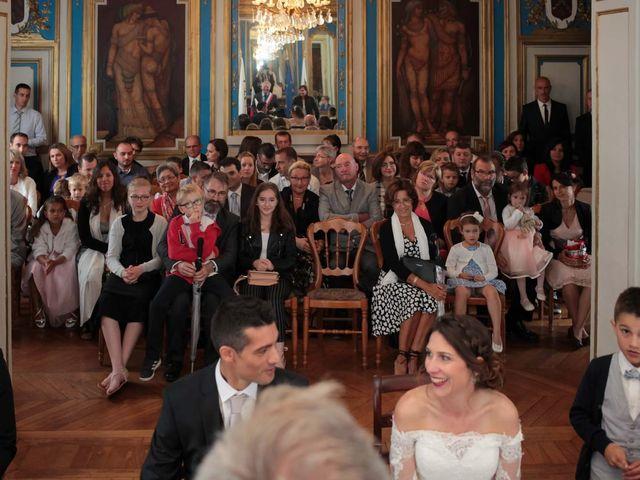 Le mariage de Mathias et Céline à Chilly-Mazarin, Essonne 7