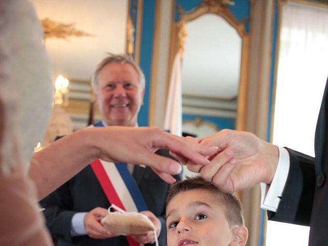 Le mariage de Mathias et Céline à Chilly-Mazarin, Essonne 9