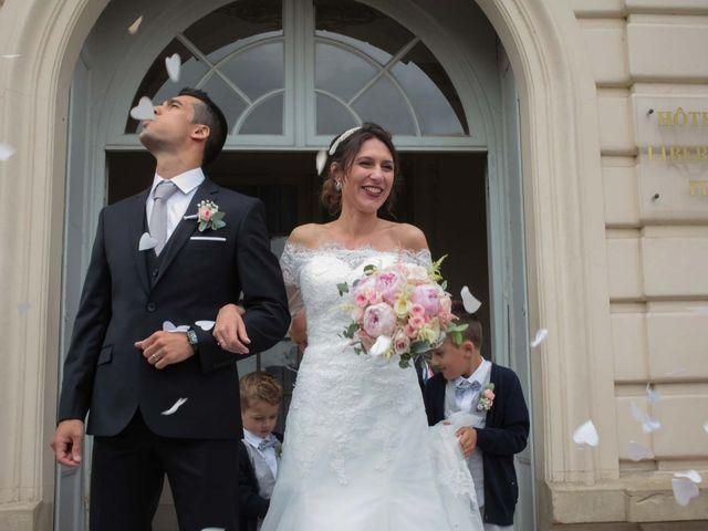 Le mariage de Mathias et Céline à Chilly-Mazarin, Essonne 13
