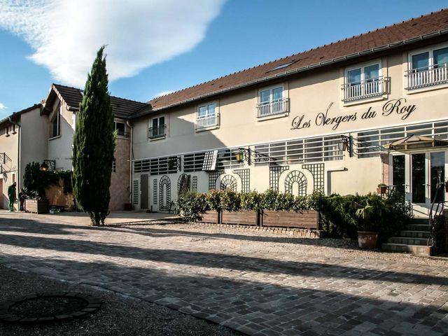 Le mariage de Mathias et Céline à Chilly-Mazarin, Essonne 25