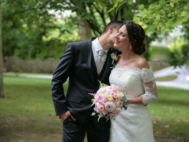 Le mariage de Céline et Mathias