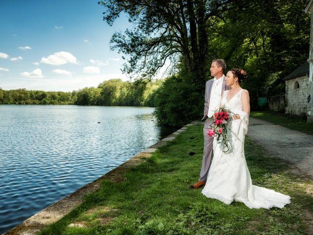 Le mariage de Cristine et Christophe