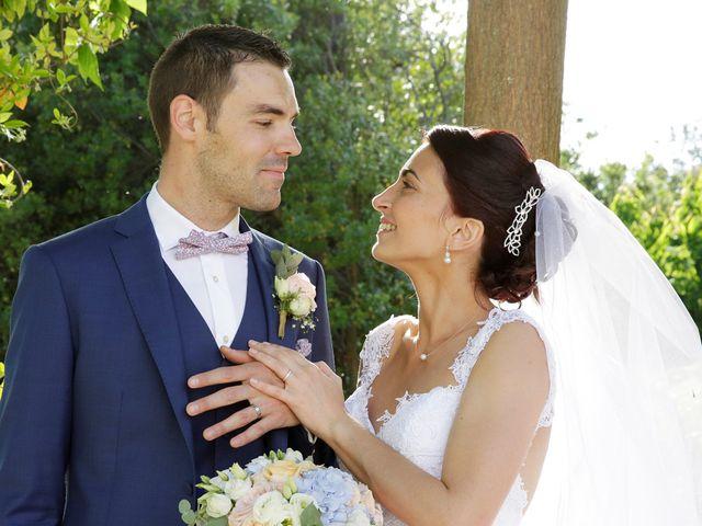 Le mariage de Jérémie et Alexia à Aix-en-Provence, Bouches-du-Rhône 4