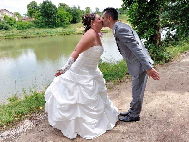 Le mariage de Sandrine et David à Montdragon, Tarn 2