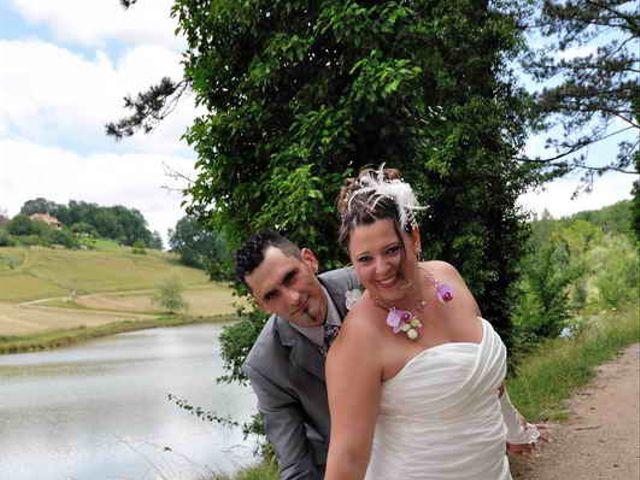 Le mariage de Sandrine et David à Montdragon, Tarn 5