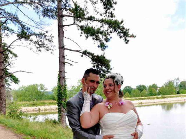 Le mariage de Sandrine et David à Montdragon, Tarn 3