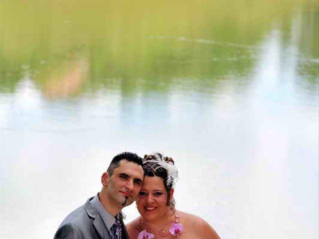 Le mariage de Sandrine et David à Montdragon, Tarn 11