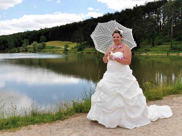 Le mariage de Sandrine et David à Montdragon, Tarn 12