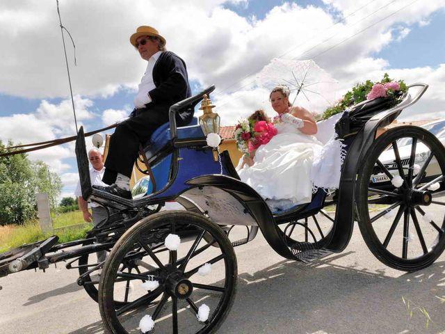 Le mariage de Sandrine et David à Montdragon, Tarn 9