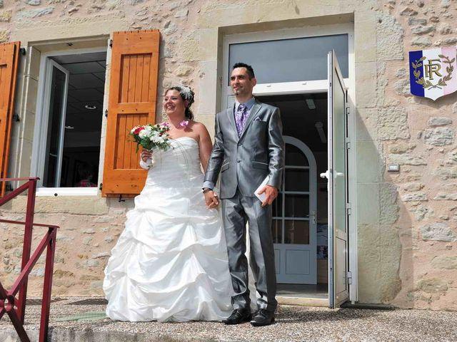 Le mariage de Sandrine et David à Montdragon, Tarn 28