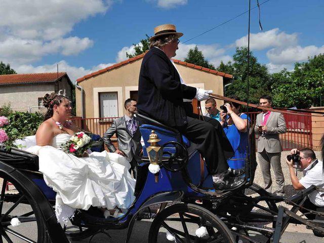 Le mariage de Sandrine et David à Montdragon, Tarn 21
