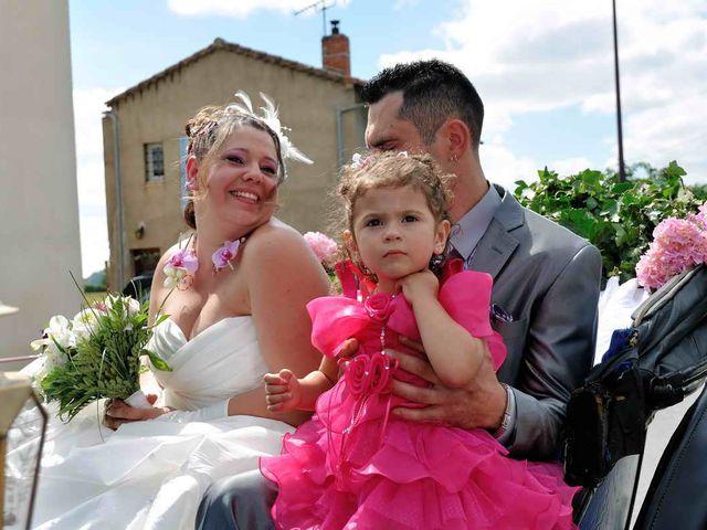 Le mariage de Sandrine et David à Montdragon, Tarn 20