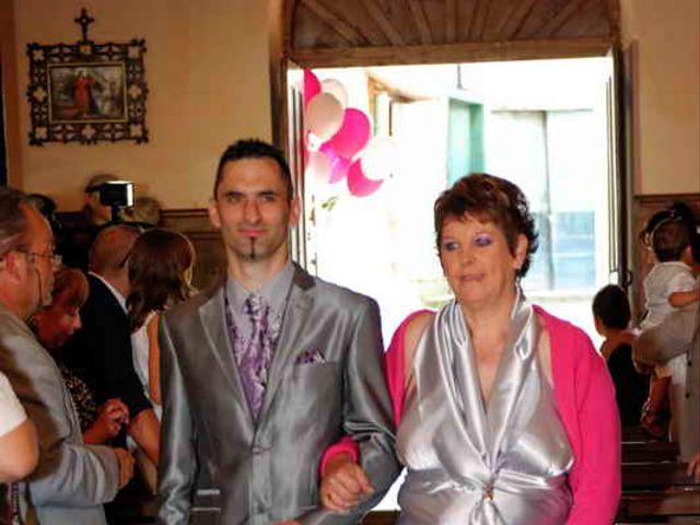 Le mariage de Sandrine et David à Montdragon, Tarn 18