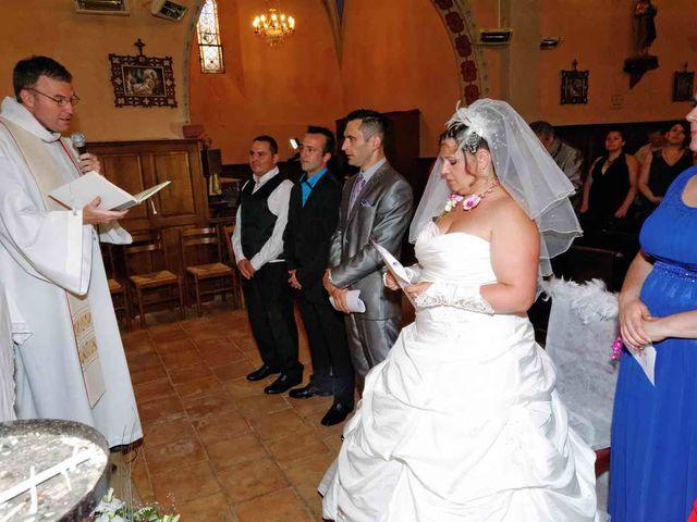 Le mariage de Sandrine et David à Montdragon, Tarn 22