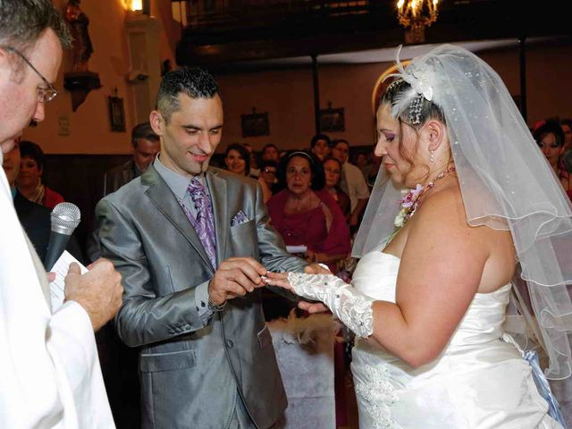 Le mariage de Sandrine et David à Montdragon, Tarn 29