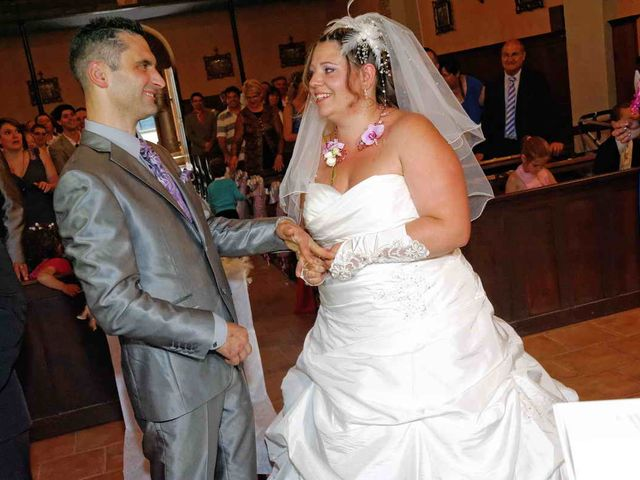 Le mariage de Sandrine et David à Montdragon, Tarn 23
