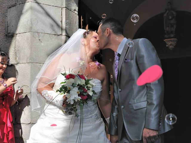 Le mariage de Sandrine et David à Montdragon, Tarn 24