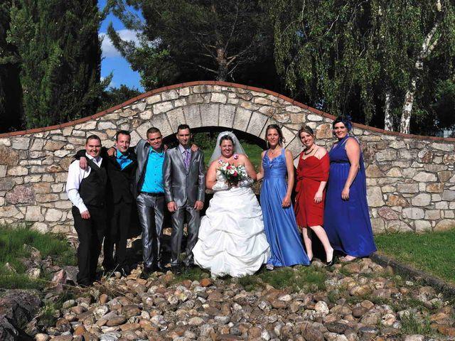 Le mariage de Sandrine et David à Montdragon, Tarn 39