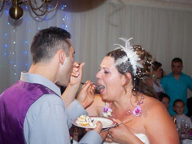 Le mariage de Sandrine et David à Montdragon, Tarn 34