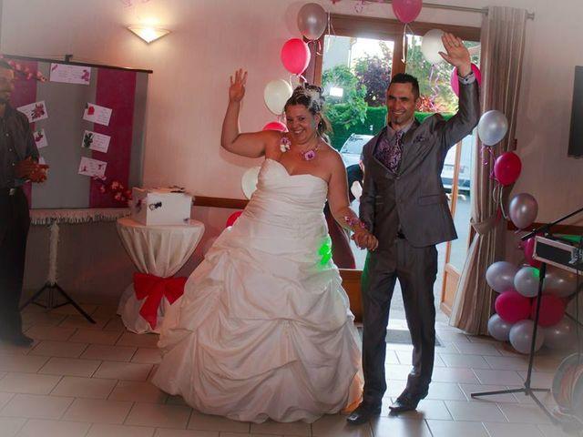 Le mariage de Sandrine et David à Montdragon, Tarn 41