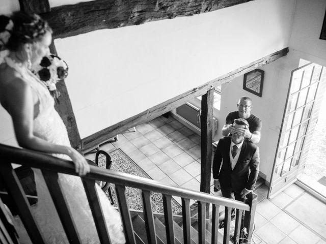 Le mariage de Stéphane et Sophie à Amilly, Eure-et-Loir 9