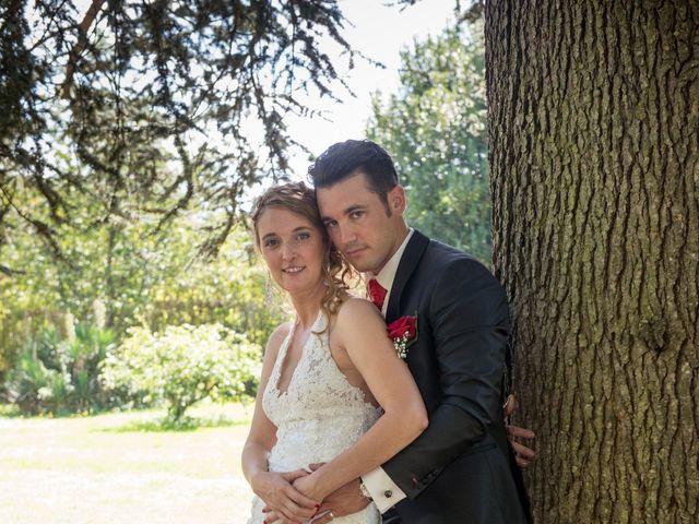 Le mariage de Stéphane et Sophie à Amilly, Eure-et-Loir 14