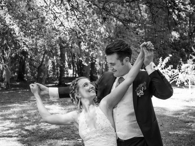 Le mariage de Stéphane et Sophie à Amilly, Eure-et-Loir 16